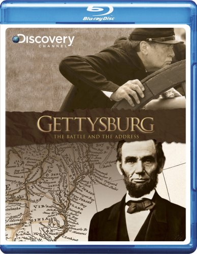 Gettysburg: The Battle & Address [Blu-ray] [Import]