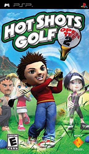 Hot Shots Golf: Open Tee 2 - Sony PSP - 1