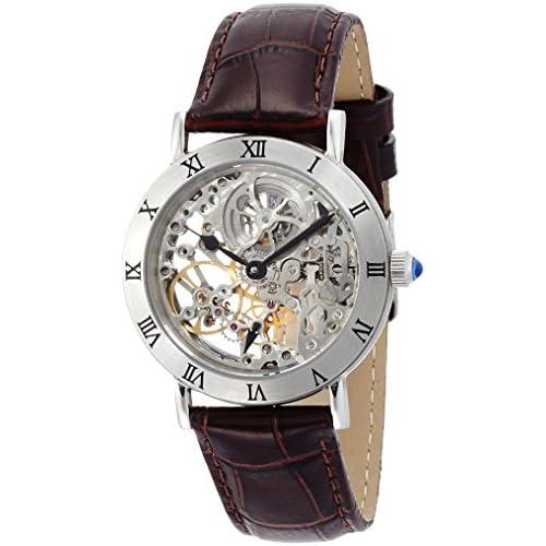 [アルカフトゥーラ]ARCA FUTURA 腕時計 手巻き 212SKBR メンズ