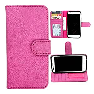 For Samsung Galaxy Z1 - DooDa Quality PU Leather Flip Wallet Case Cover With Magnetic Closure, Card & Cash Pockets