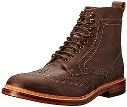 Stacy Adams Men\'s Madison II Boot,Brown,12 D US
