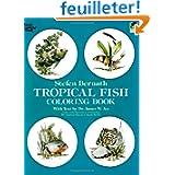 Tropical Fish : Coloring Book