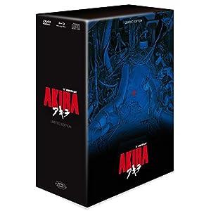 AKIRA [EDITION COMBO LIMITEE] [Édition Collector Limitée 25ème Anniversaire]