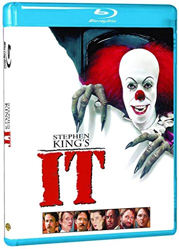 It (Eso) Blu-Ray [Blu-ray]