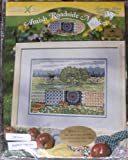img - for Amish Roadside Market (Stitchworld Cross Stitch - Legendary Artists Collector Series) book / textbook / text book