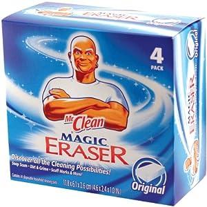 generic magic eraser clean pad magic eraser. Black Bedroom Furniture Sets. Home Design Ideas