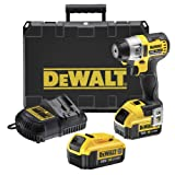 DeWalt XR 18V Lithium-ion Brushless Impact Driver with Batteries - Best Reviews Guide