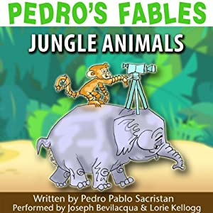 Pedro's Fables: Jungle Animals | [Pedro Pablo Sacristán]