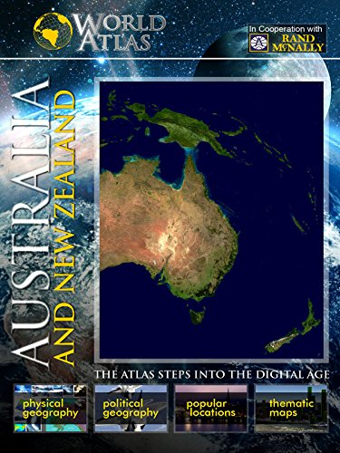 The World Atlas - AUSTRALIA AND NEW ZEALAND