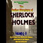 The Further Adventures of Sherlock Holmes, Box Set 2: Vol. 5-8 | Jim French