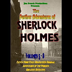 The Further Adventures of Sherlock Holmes, Box Set 2: Vol. 5-8 Hörspiel