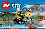 Lego 30350 Volcano Jackhammer Polybag...