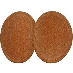 Faux Suede Ear Mitts Bandless Ear Muffs 100g ThinsulateTM Insulation & DuPontTM Teflon® (Camel or Suede - 2 Sizes) (Small, Camel)