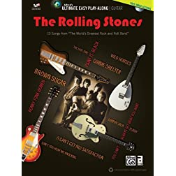 Rolling Stones Ultimate Easy Guitar Play-Along