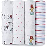 aden + anais Classic Muslin Swaddle, Vintage Circus
