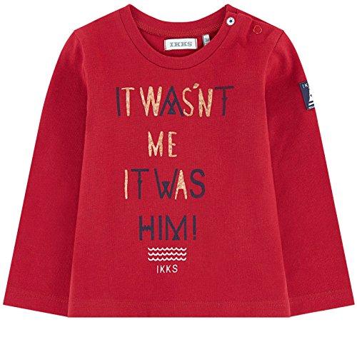 IKKS - Pull, Colore: Rosso Taglia: 4A