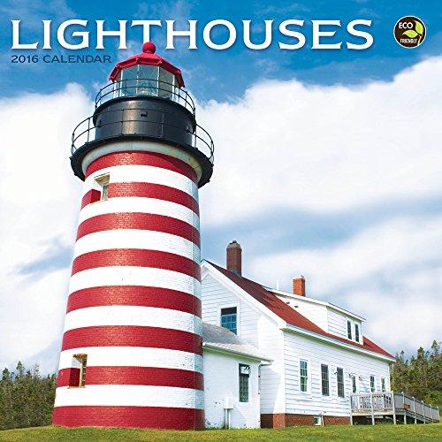 Lighthouses 2016 Calendar