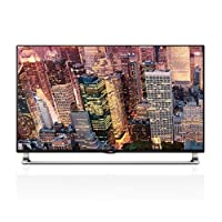 LG Electronics 55LA9700 55-Inch 4K Ultra HD 240Hz 3D Smart Nano LED TV with Sliding Sound Bar (2013 Model) by LG