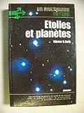 echange, troc Roth Gunter D. - Etoiles Et Planètes  Un Multiguide Nature
