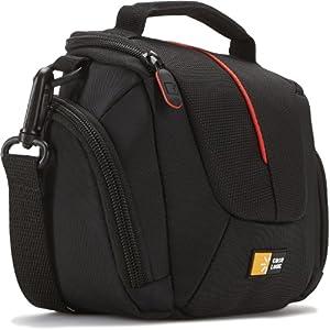 Case Logic DCB-304 High Fixed Zoom Camera Case - Black