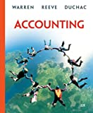 Accounting (Available Titles CengageNOW)
