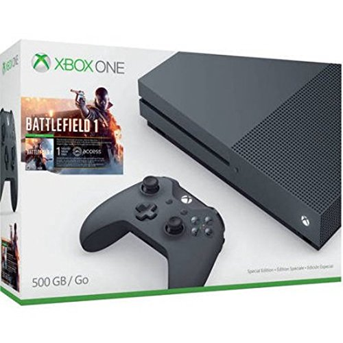 Xbox One Battlefield Special Edition Bundle