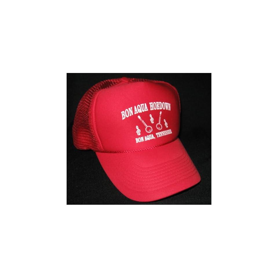 Bon Aqua TN Hoedown Trucker Hat/Baseball Cap