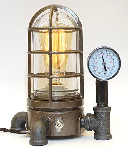 Industrial Explosion and Vapor Proof Desk Lamp