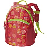 sigikid, Mädchen, Kinder Rucksack klein, Apfel-Design, Pony Sue, Rot, 24637