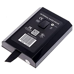 250GB 250G Internal HDD Hard Drive Disk Disc for XBOX 360 S Slim Games