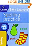 Spelling Practice: Age 5-7 (Collins E...