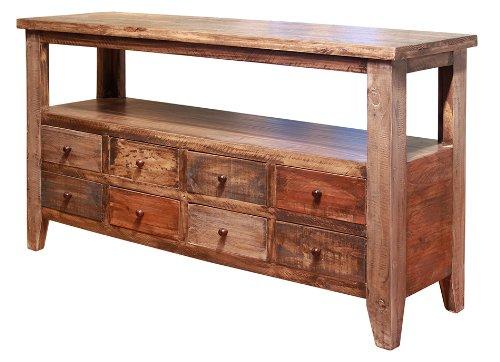 Harwick Black Credenza Sideboard Buffet Table 35