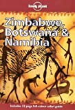 img - for Lonely Planet Zimbabwe, Botswana & Namibia (3rd ed) book / textbook / text book