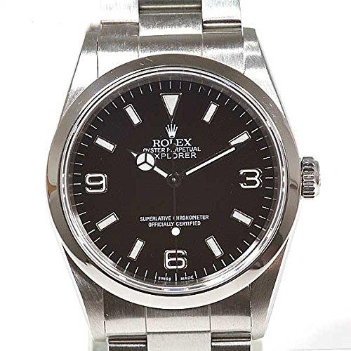 [ロレックス] ROLEX メンズ腕時計 エクスプローラ1 14270 中古