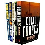 Colin Forebes Collection 5 Books Set RRP �35.95 (The Savage Gorge, The Main Chance, No Mercy, Double Jeopardy, By Stealth)by COLIN FORBES