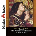 Personal Recollections of Joan of Arc (       UNABRIDGED) by Mark Twain Narrated by Robin Field