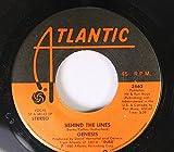 Genesis 45 RPM Behind the Lines / Misunderstanding
