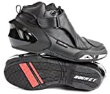 Joe Rocket V2X Riding Shoes - 9/Black