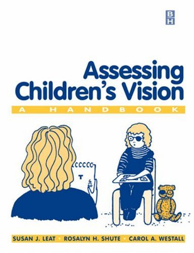 Assessing Children's Vision: A Handbook, 10e