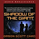 Shadow of the Giant (       UNABRIDGED) by Orson Scott Card Narrated by David Birney, Scott Brick, Full Cast