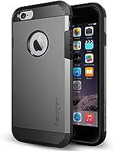 iPhone 6 Case, Spigen [HEAVY DUTY] Tough Armor Case for iPhone 6 (4.7-Inch) - Gunmetal (SGP11022)