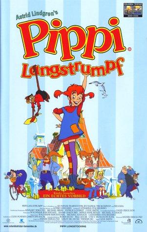 Pippi Langstrumpf [VHS]