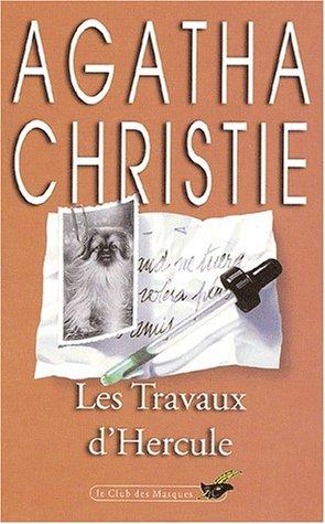 Agatha Christie - Les travaux d'Hercule [MULTI] [Roman]
