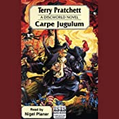 Carpe Jugulum: Discworld #23 | [Terry Pratchett]