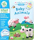 LeapFrog Little Touch LeapPad Book: Baby Animals