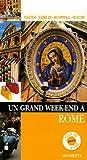 echange, troc Hachette - Un grand week-end à Rome