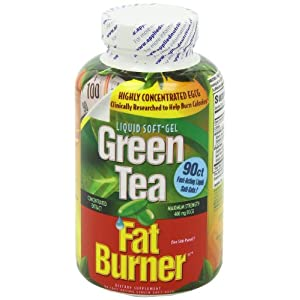 The Best Fat Burning Green Tea Pills