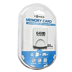 Hyperkin Nintendo Wii Gamecube Memory Card 64MB (1019 Blocks)