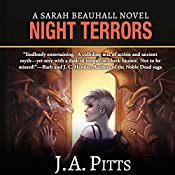 Night Terrors: Sarah Jane Beauhall, Book 4 | J. A. Pitts