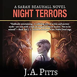 Night Terrors Audiobook